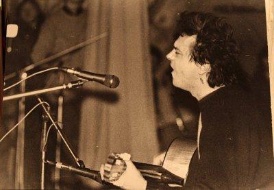21 февраля 1988 - Концерт - Ленинград - Рок-клуб - Памяти Александра Башлачёва
