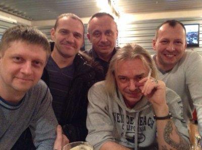 """12 февраля 2014 -  К.Кинчева видели в гостинице """"Новосибирск"""" (Новосибирск)"""