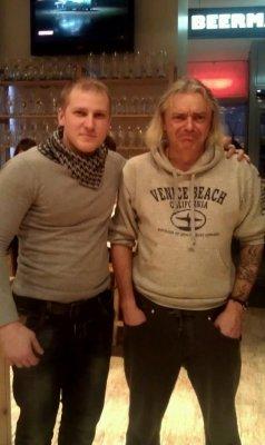 """12 февраля 2014 - К.Кинчева видели в ресторане """"Beer Mug"""" (Новосибирск)"""
