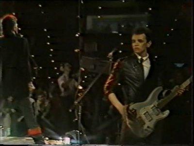 26 мая 1986 - Ленинград - Алису снимают для ТВ-передач «Музыкальный ринг» и «Кружатся диски» (в эфир, впрочем, ничего не выйдет)