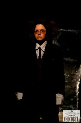 """23 января 2014 - Состоялась премьера спектакля """"LIEBE. Schiller"""", в котором играет Вера Панфилова"""