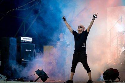 """18 июля 2014 - Концерт - Выкса (Нижегородская обл.) - """"День Металлурга"""""""