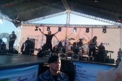 """20 июля 2014 - Концерт - Пенза - Гостиничный Комплекс """"Чистые пруды"""" - Фестиваль """"ПАРК"""""""
