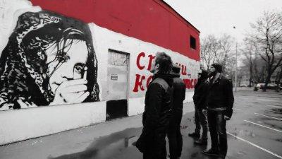 15 сентября 2014 - Премьера видеоклипа «Девятибалльно» (25/17 при участии К.Кинчева и Антона Пуха)