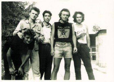 20 августа 1990 - Концерт - Ялта - летняя эстрада пансионата «Донбасс» - «Шабаш»