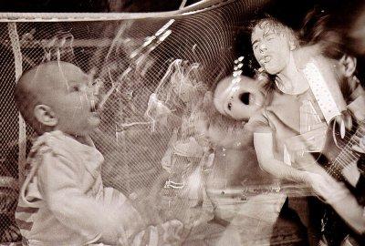 """октябрь 1988 - """"Фантастические снимки"""" Валерия Потапова"""
