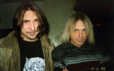 17 ноября 2003 - Концерт - Екатеринбург - Цирк