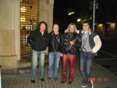 11 ноября 2004 - Прогулка по ночной Германии
