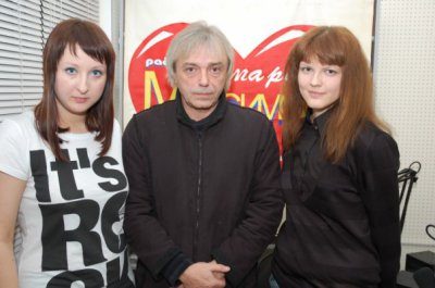 4 декабря 2009 - К.Кинчев на радио «Максимум» (Самара)
