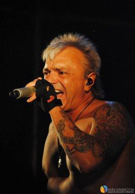 """1 июля 2011 - Концерт - Хабаровск - Туристический Комплекс """"ЗАИМКА"""" - Дальневосточный рок фестиваль «РОКот 2011»"""