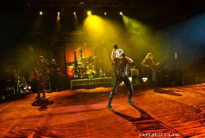 3 ноября 2009 - Концерт - Красноярск - Цирк - «25, 35 и 50»