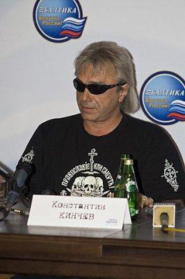 9 августа 2008 - Пресс-конференция (Новосибирск)