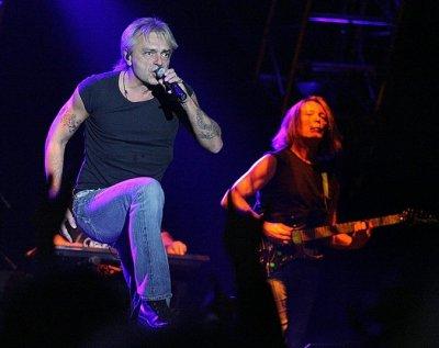 7 октября 2010 - Концерт - Москва - СК «Олимпийский» - «20 лет без КИНО»