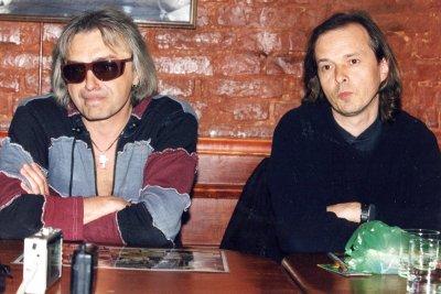 20 мая 2000 - Пресс-конференция, посвящённая выходу альбома «Солнцеворот»
