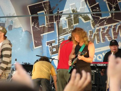 2 июня 2007 - Воронеж - фестиваль «Рокот Балтики», Адмиралтейская площадь