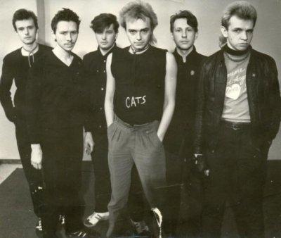 апрель 1986 - Воссоединение Алисы в составе: Кинчев-Самойлов-Кондратенко-Нефёдов-Задерий-Васильев(Лохматый)