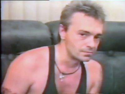 """2 сентября 1995 - К.Кинчев на """"Перово-ТВ"""" (Москва) в ночь со 2-е на 3-е сентября"""