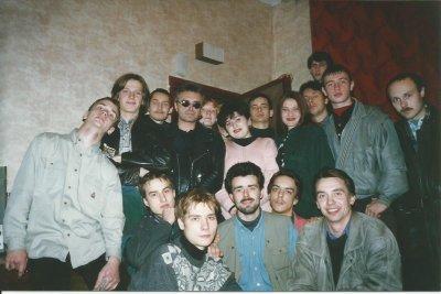 """26 сентября 1996 - К.Кинчев на """"эМ-Си радио"""" (Калуга)"""