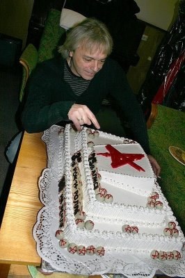 22 ноября 2008 - Концерт - Санкт-Петербург - СКК «Петербургский» - «25 - в Алисе, 35 - в рок-н-ролле, 50 - на земле»