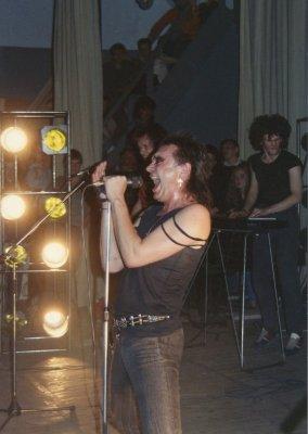 11 июня 1989 - Концерт - Ленинград - ЛМДСТ - VII РОК-фестиваль ЛРК