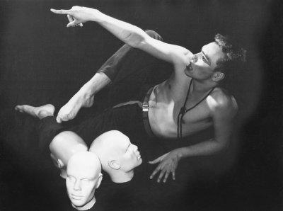 июнь 1985 - Фотосессия у Георгия Молитвина для альбома «Нервная ночь»
