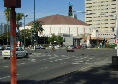 """11 января 1996 - Концерт - Тель-Авив (Израиль) - """"Синерама"""""""