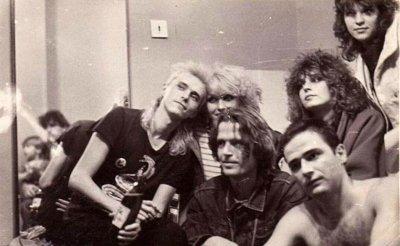 5 октября 1987 - Концерт - Владивосток - ДК Моряков (дневной концерт)