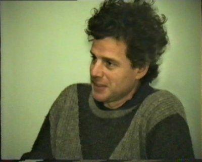 """25 марта 1991 - Северодвинск - Беседа с директором группы Александром """"Аликом"""" Тимошенко"""