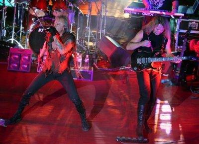 1 октября 2009 - Концерт - Донецк - Цирк «Космос» - «Шестой лесничий – 20 лет спустя!»
