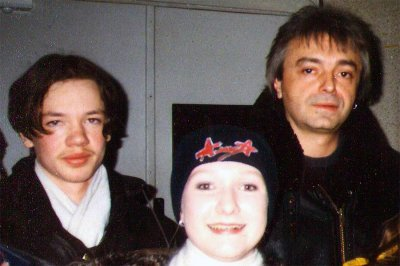"""5 февраля 1999 - К.Кинчев на """"Авто-радио"""" (Ижевск)"""