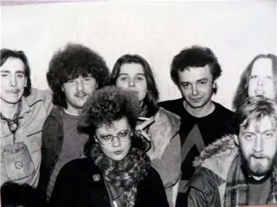 7 января 1988 - Квартирник - Москва - Кинчев