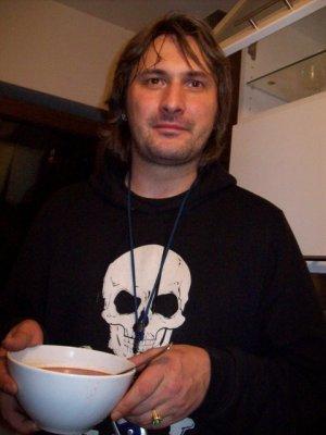 8 декабря 2007 - Вечеринка, посвящённая окончанию сведения альбома «Пульс хранителя дверей лабиринта»