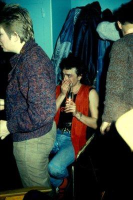 9 апреля 1988 - Концерт - Москва - к/т «Балтика»