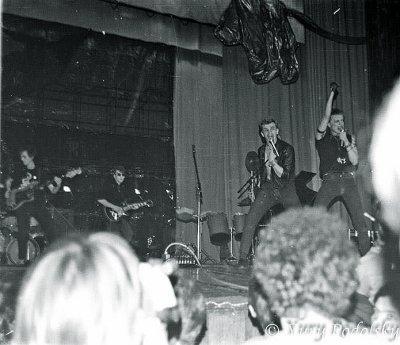30 мая 1986 - Концерт - Ленинград - ДК «Невский» - IV РОК-фестиваль ЛРК