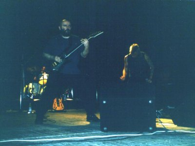 18 мая 2001 - Концерт - Минск - КЗ «Минск»