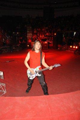 """30 апреля 2007 - Концерт - Кемерово - Цирк - """"Стать Севера"""""""