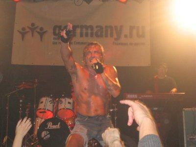 6 ноября 2004 - Концерт - Кёльн - Зал «Live Music Hall» (Германия)