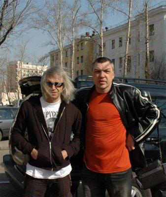 11 марта 2005 - Концерт - Хабаровск - Окружной Дом Офицеров Российской Армии (ОДОРА)