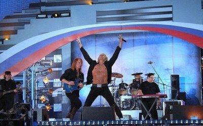 """12 июня 2007 - Концерт - Москва - Красная площадь- """"День России"""""""
