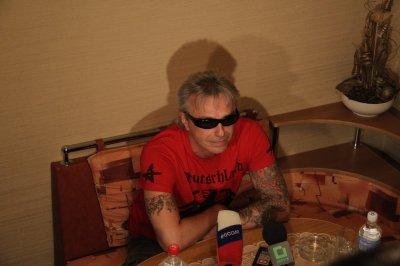 1 июля 2011 - Интервью с К.Кинчевым (Хабаровск)