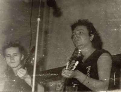 4 февраля 1988 - Концерт - Ленинград - Школа №344 - Актовый зал - Акустика (Кинчев-Шаталин-Самойлов)