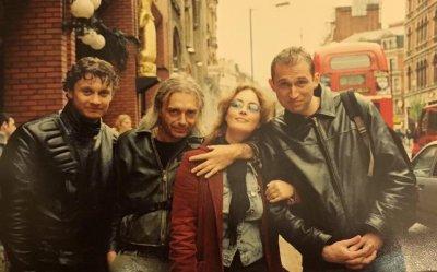 "17 апреля 2004 - Концерт - Лондон - «Астория» - клуб ""Mean Fiddler"""