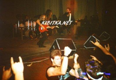 15 сентября 1992 - Концерт - Владивосток -Матросский клуб