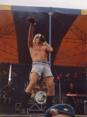 1 августа 2004 - Концерт - Псков - Стадион «Машиностроитель»