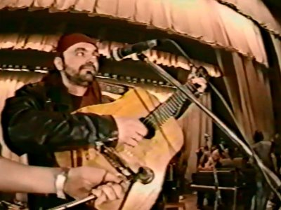 март 1993 - К.Кинчев посетил концерт памяти Майка Науменко