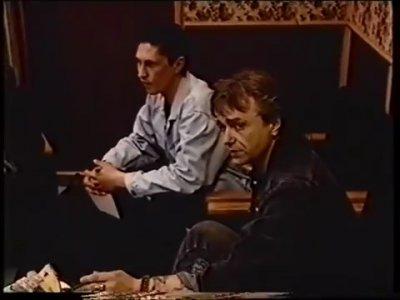 """20 мая 1995 - Концерт отснят и часть концерта была позже выпущена на видео """"Концерт группы АлисА"""""""