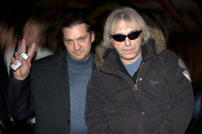 6 декабря 2008 - Пресс-конференция перед концертом во Владивостоке