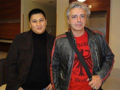 8 октября 2011 - Концерт - Киев - ЦКМ НАУ - Презентация альбома «20.12»