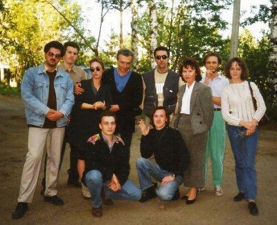 """12 июня 1996 - К.Кинчев на радио """"Европа плюс"""" (Ижевск)"""
