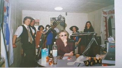"""23 мая 1997 - Киев - К.Кинчев на """"ГАЛА Радио"""""""